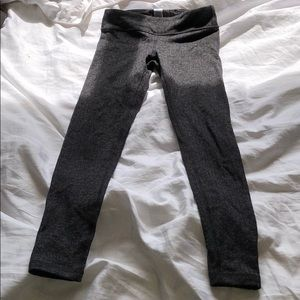 Ivivva leggings with pattern